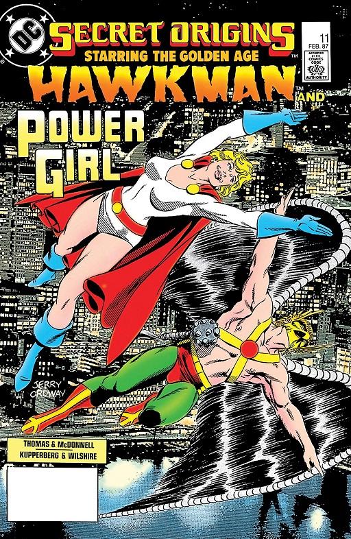 Happy 75th Anniversary, Hawkman! Cover_11