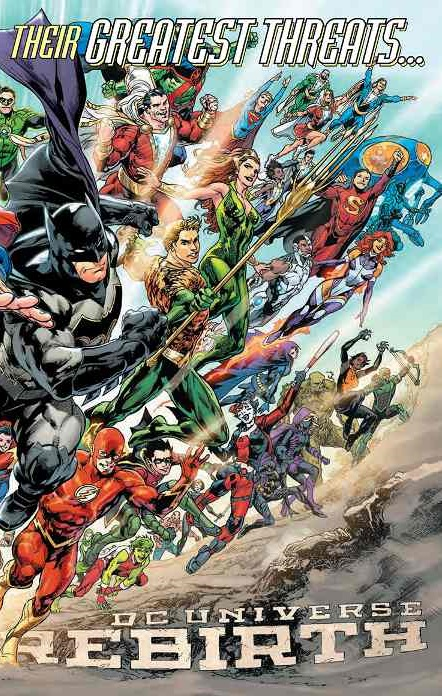 Maybe we'll see the Legion of Super Heroes & the JSA before Doomsday Clock ends?  Dc-reb11