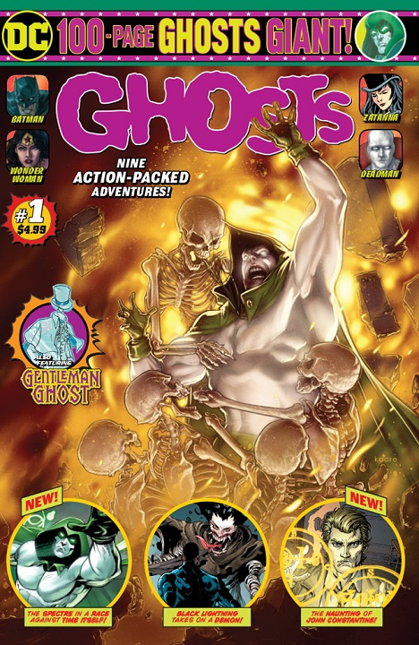 What comic books (non-DC / non-Marvel) from American publishers have you been buying? Dc_gho10