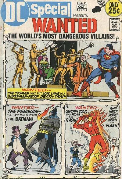DC's Wanted: The World's Most Dangerous Super-Villains collection Dc_spe16
