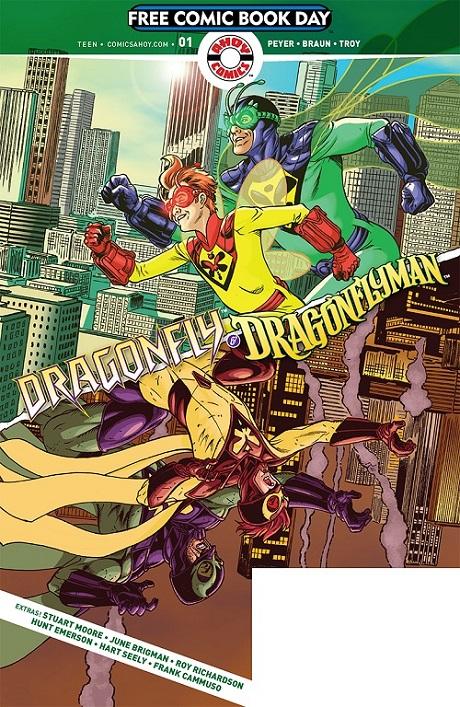 Free Comic Book Day 2019 Dragon10