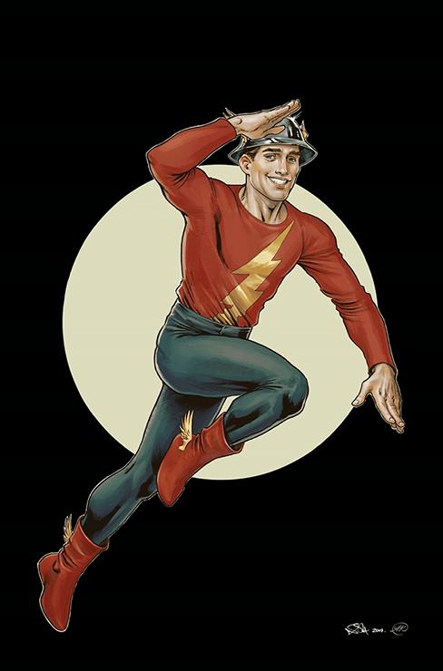 Happy 75th Anniversary, Flash! Flash-10