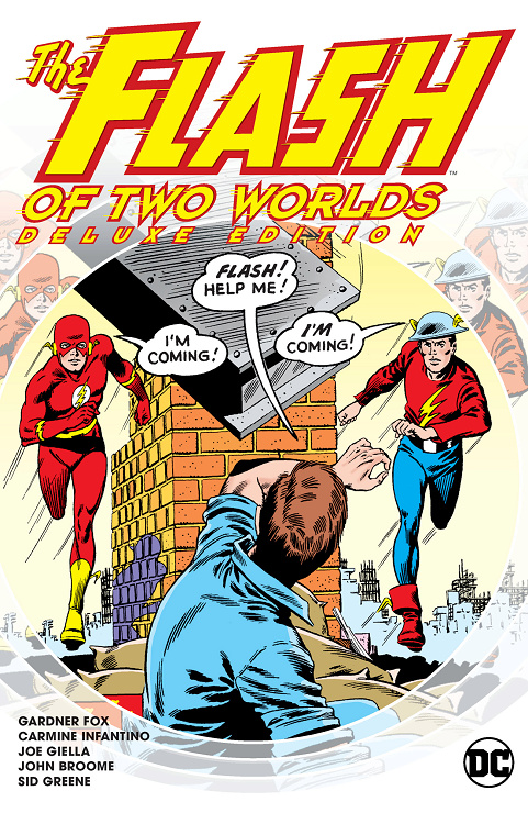 """Flash of Two Worlds"" - is any version of that still canon? Flash_45"