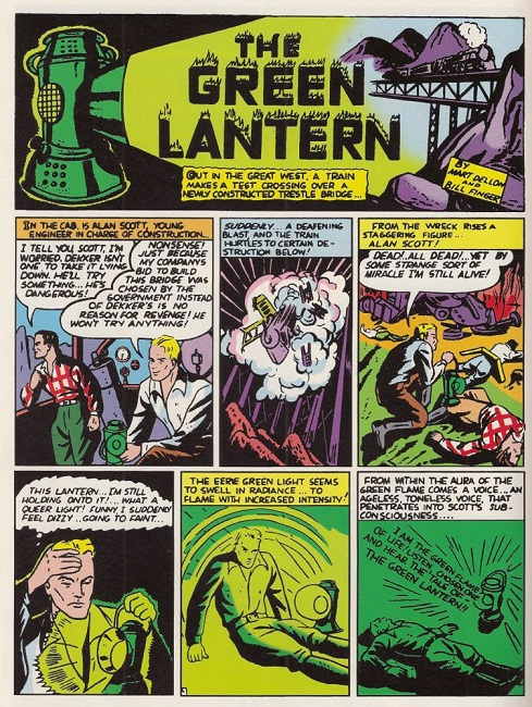 Golden Age Green Lantern (Alan Scott)!  Green_11