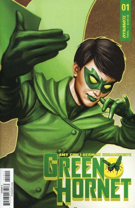 What comic books (non-DC / non-Marvel) from American publishers have you been buying? Green_48