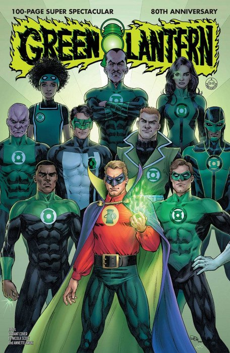 Golden Age Green Lantern (Alan Scott)!  Green_49