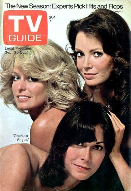 Charlie's Angels from Dynamite H59ghr10