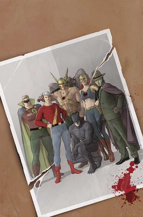 Happy 75th Anniversary, Hawkman! Hawkma22