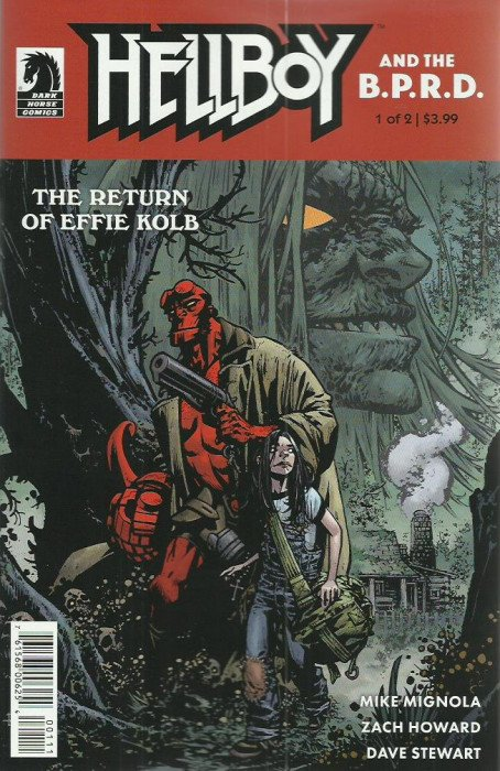 What comic books (non-DC / non-Marvel) from American publishers have you been buying? Hellbo14