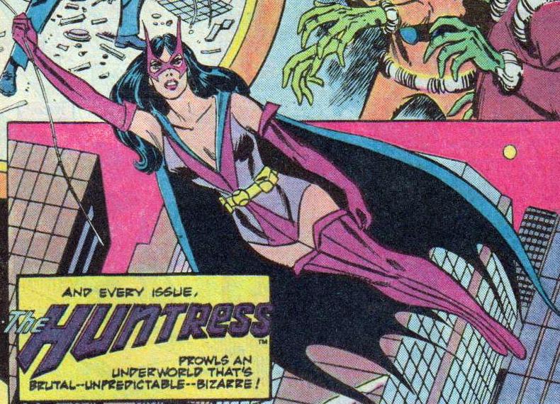 Huntress (Helena Wayne version) Huntre37