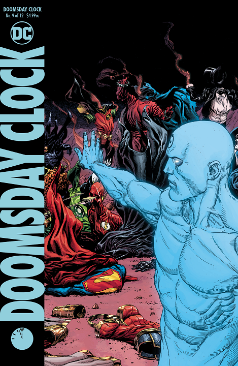 Doomsday Clock (12-issue series) - solict info for last third of the series Issue_11