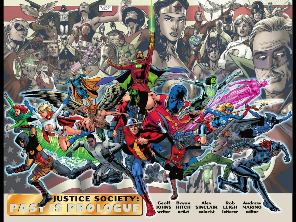 Justice Society of America: World's Greatest Heroes? - Page 4 Jsa_im12