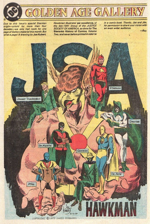 Justice Society of America: World's Greatest Heroes? - Page 4 Jsa_in10