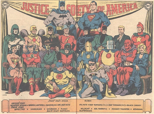 Justice Society of America: World's Greatest Heroes? - Page 4 Justic12