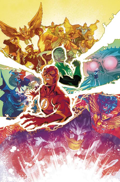 """""""Justice Doom War"""" arc in Justice League Justic23"""