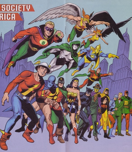 Justice Society of America: World's Greatest Heroes? - Page 4 Justic66