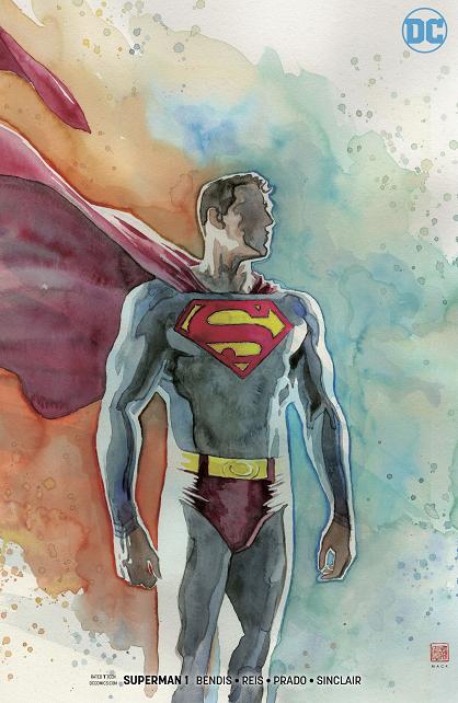 Bendis' run on the SUPERMAN title Mack_v10