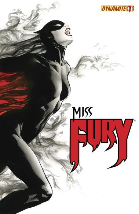 Miss Fury: Joy Division from Dynamite due October 2018 Miss_f11