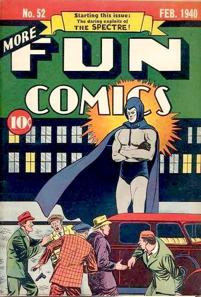 Happy 80th Anniversary (80th and ½?) to the Golden Age Spectre (Jim Corrigan)  More_f11