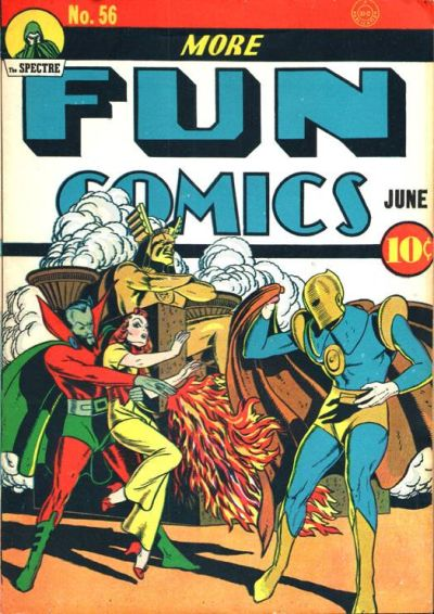 Happy 80th Anniversary to the Golden Age Doctor Fate (Kent Nelson) More_f13