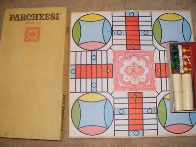 Board Games: Get a Clue(do) Parche10