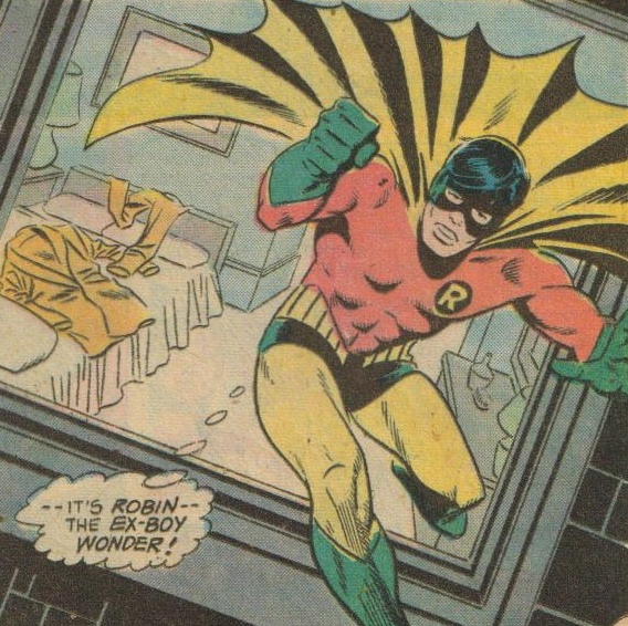 Favorite comic book version of Robin?  (Batman's partner) Robin_10