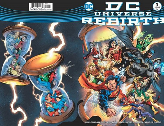 Maybe we'll see the Legion of Super Heroes & the JSA before Doomsday Clock ends?  S-l64010