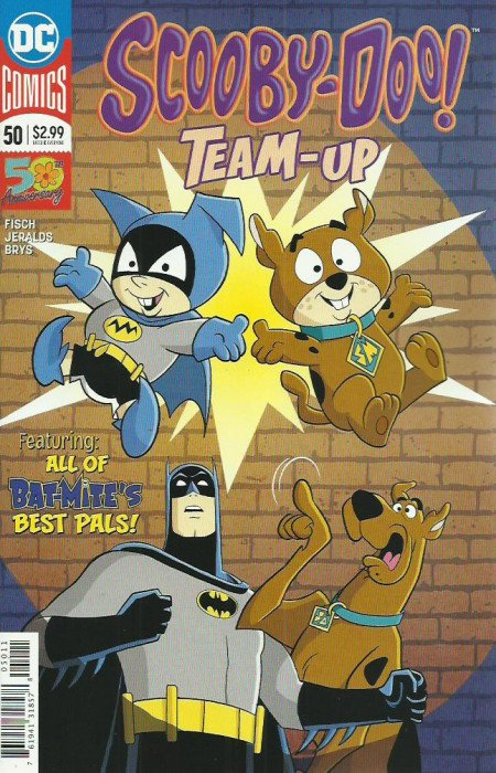 What comic books (non-DC / non-Marvel) from American publishers have you been buying? Scooby10