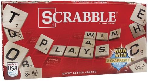 Board Games: Get a Clue(do) Scrabb10