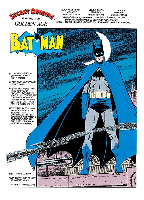 Happy 75th Birthday, Batman! Secret10