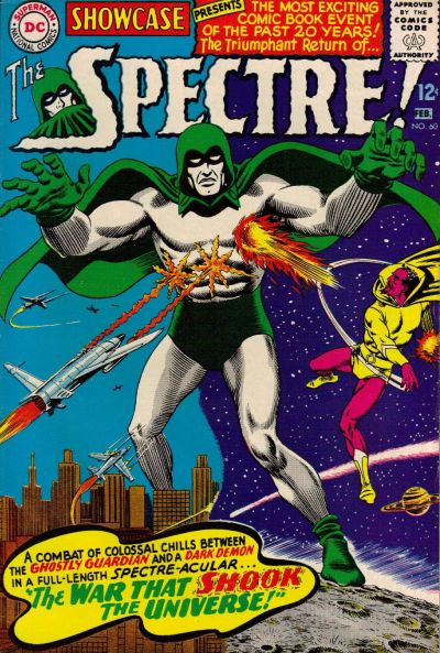 Happy 80th Anniversary (80th and ½?) to the Golden Age Spectre (Jim Corrigan)  Showca12