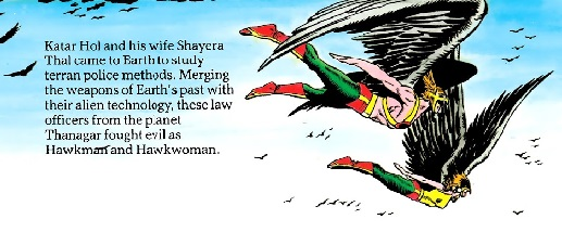 Happy 75th Anniversary, Hawkman! Silver10