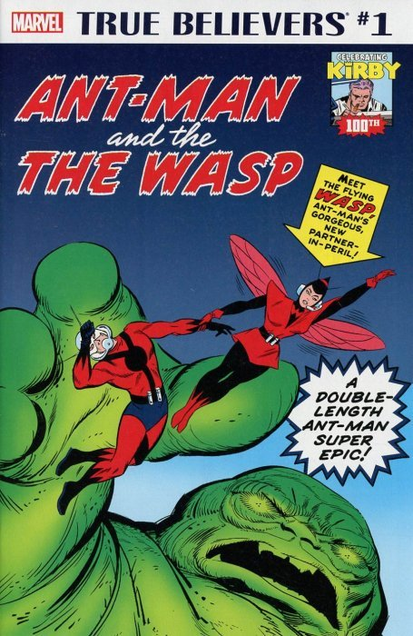 original Ant-Man (and the Wasp): Hank & Janet True_b10