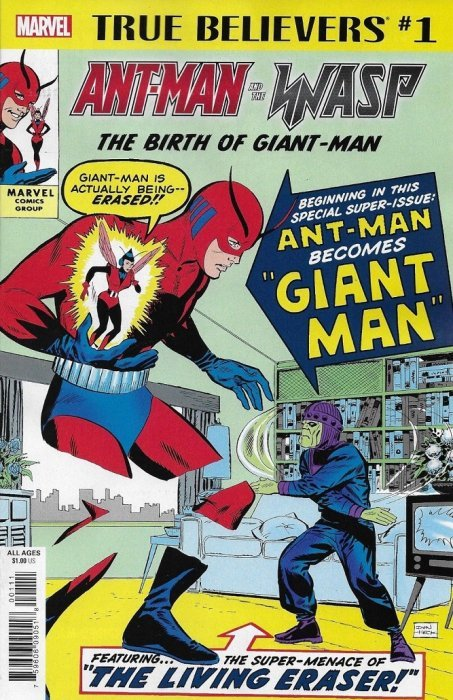original Ant-Man (and the Wasp): Hank & Janet True_b11