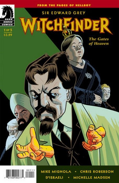 What comic books (non-DC / non-Marvel) from American publishers have you been buying? Witchf10