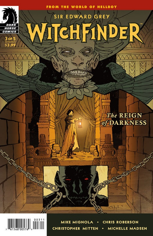 What comic books (non-DC / non-Marvel) from American publishers have you been buying? Witchf13