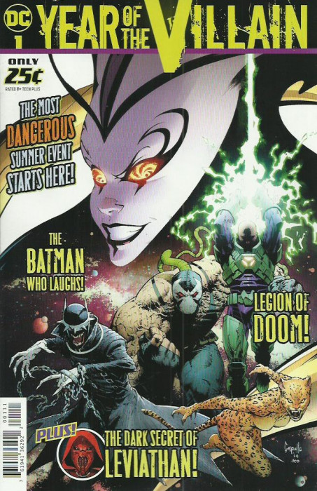 Panini Comics takes also DC Comics licence in Italy, adding it to its Marvel contracts Year_o11
