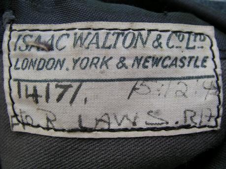 Avis Uniforme RAF WW2 avec DFC 1041510