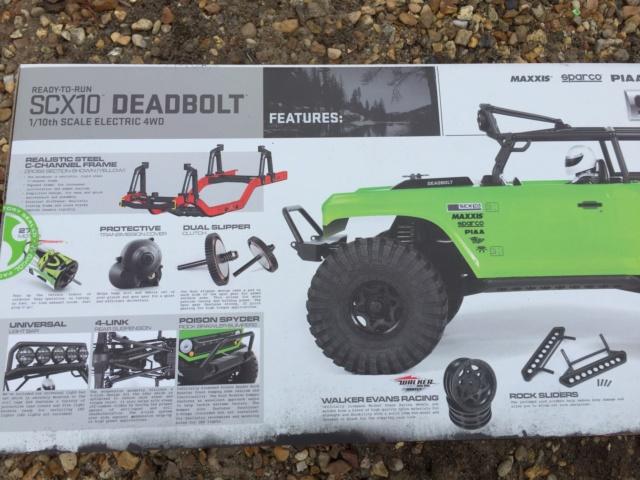 Axial scx10 Deadbolt 21ad4210