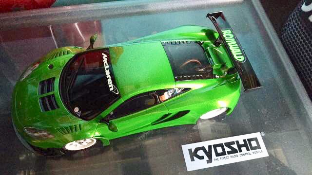 Kyosho mr03 mini z Ad81c810