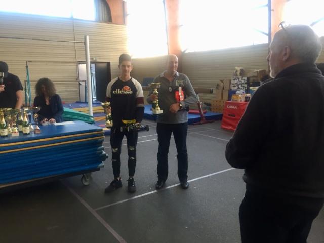 Course indoor tt 1:10 AMRT les Ponts de Cé 24 Février 2019 Ad987510