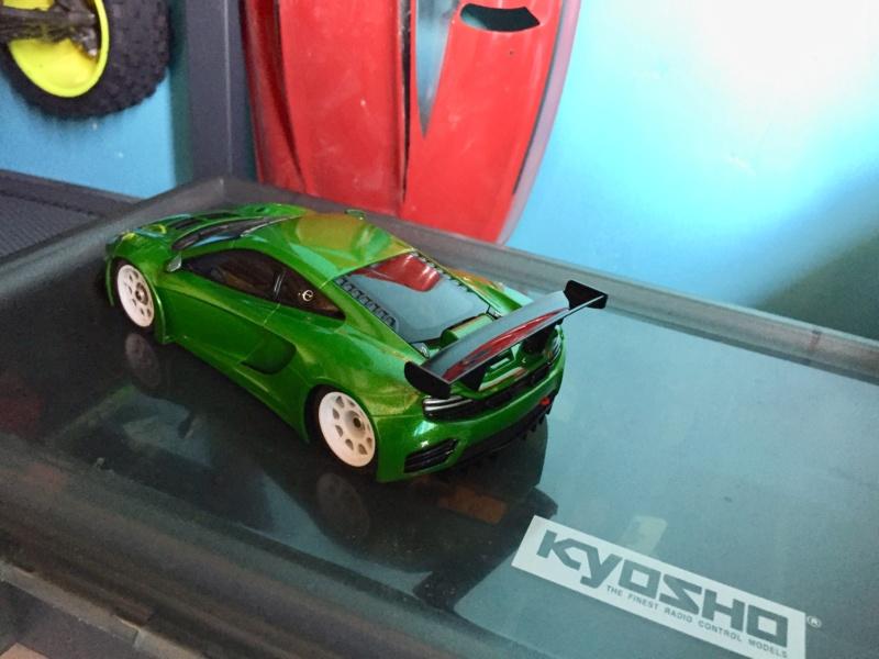 Kyosho mr03 mini z Cd633310