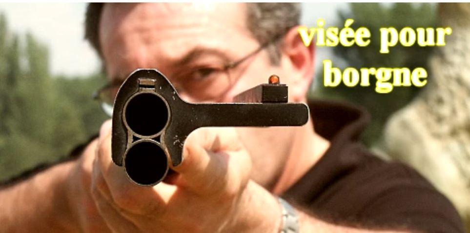 Tir avec les 2 yeux ouverts (au fusil) - Page 2 Arache10