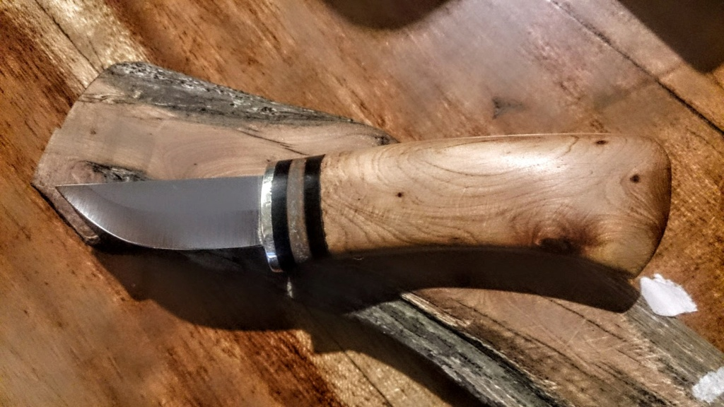 Mes projets-couteaux divers... - Page 12 Lauri412