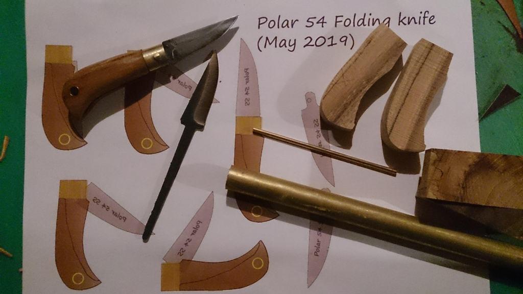 Mes projets-couteaux divers... - Page 15 Polar_10