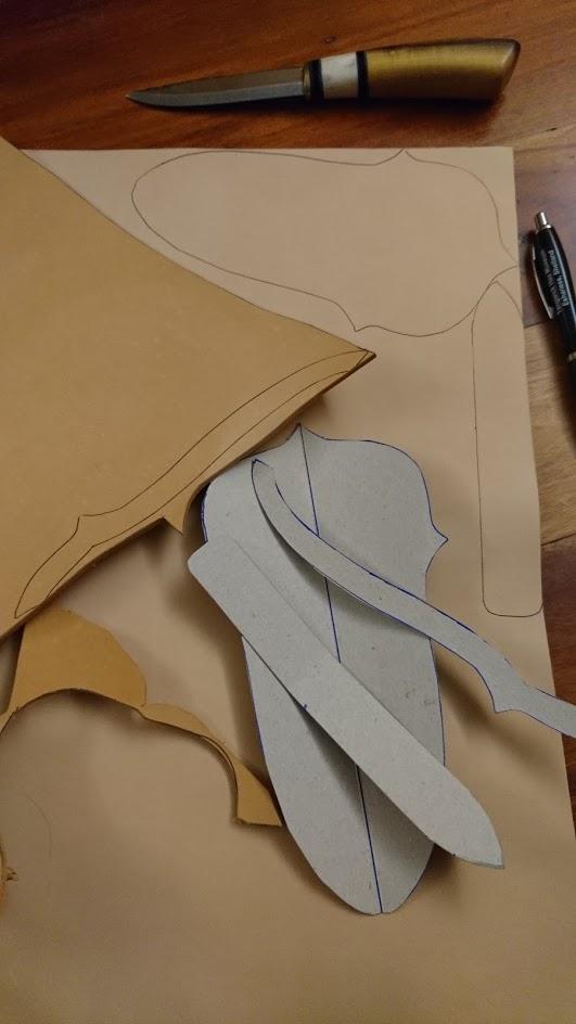 Mes projets-couteaux divers... - Page 16 Sheath13