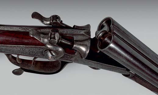 Système de percussion - Fusil de chasse - Cal16 -Ernest Bernard System10