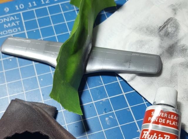 [Special Hobby] Messerschmitt Me 209V1, 1/72 - fini - Page 3 20180914