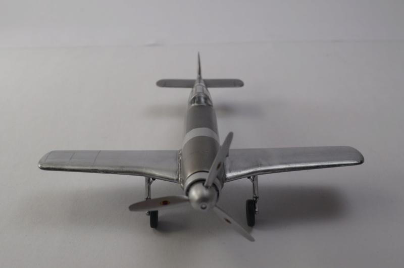 [Special Hobby] Messerschmitt Me 209V1, 1/72 - fini - Page 4 Dsc00810