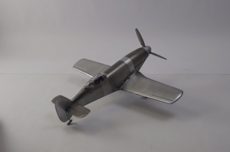 [Special Hobby] Messerschmitt Me 209V1, 1/72 - fini - Page 4 Dsc00812